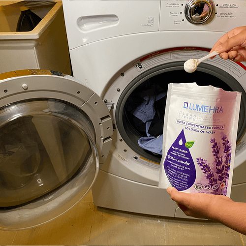 Natural Fresh Lavender Laundry Detergent