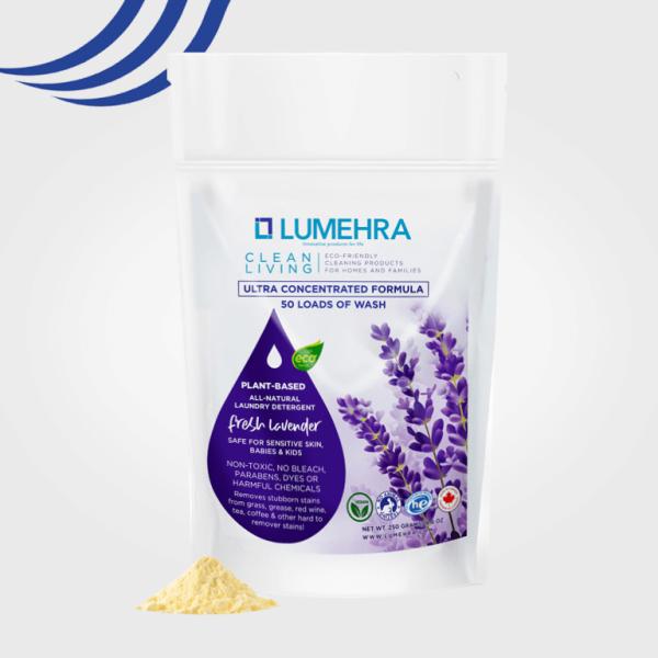 Natural Fresh Lavender Laundry Detergent